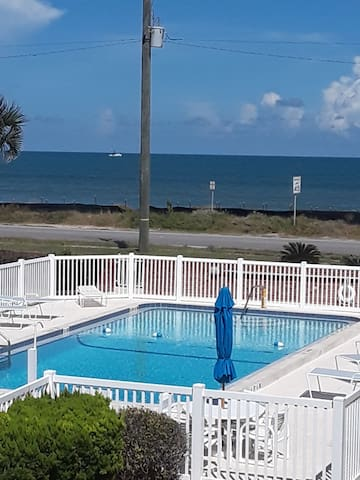 Tropical Beach Front Luxury Condos