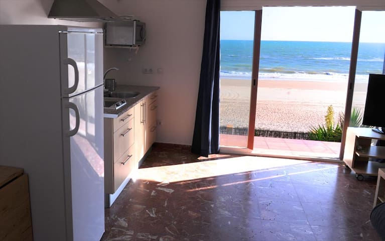 Apartment 1. At the sea´s shore