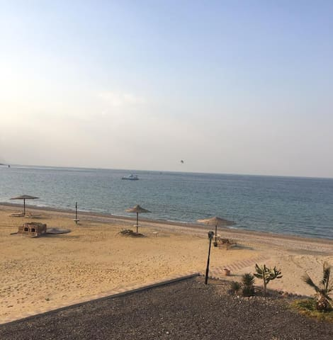 2BR Sokhna Wadi El Dome Getaway w/Sea View