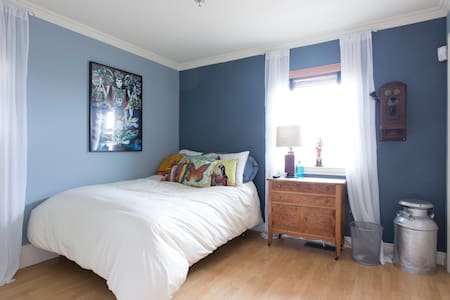 Private Room & Private Full Bath -Views - East Bay - Richmond - Maison