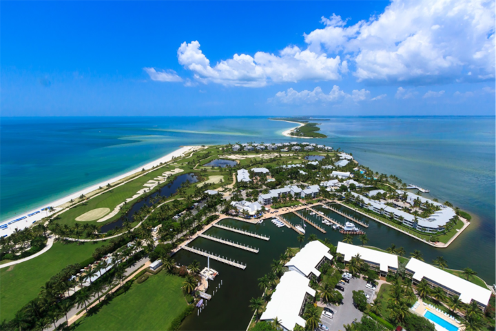 Condo on the Water at South Seas Resort Captiva FL