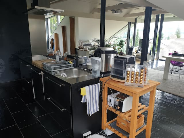 Mordern Kitchen to use