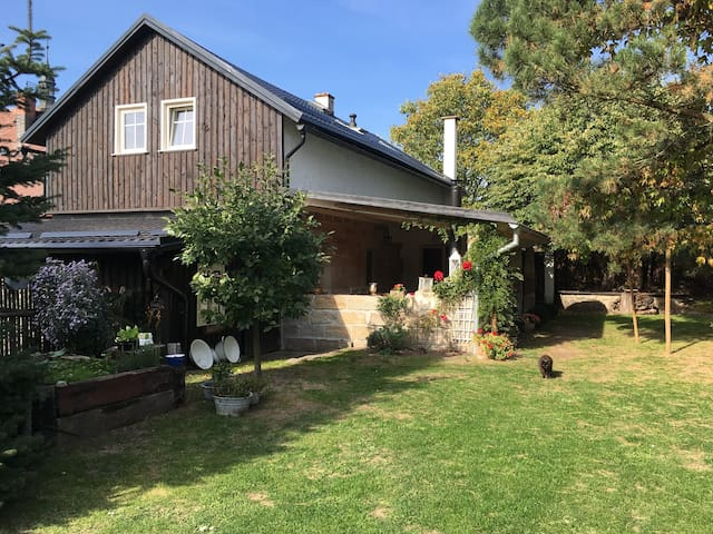 house for 8 persons in Arnoltice R81126