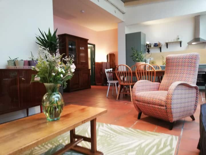 Cosy authentic appartement in the heart of Antwerp