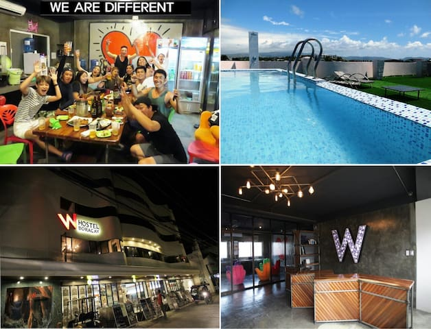 W HOSTEL - 6 Bed Mix Dormitory