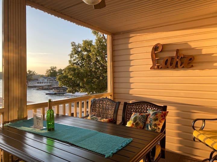 Views Everywhere! Amazing 2 Story Lakefront Condo!