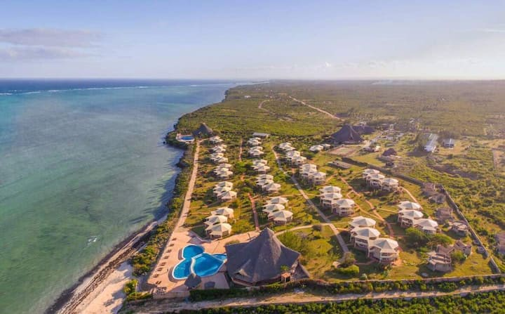We have one of the most beautiful beaches in kenya