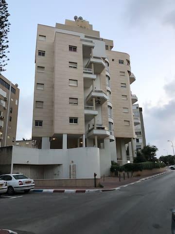 Appartement familiale Netanya proche mer et kikar - Netanya - Apartamento