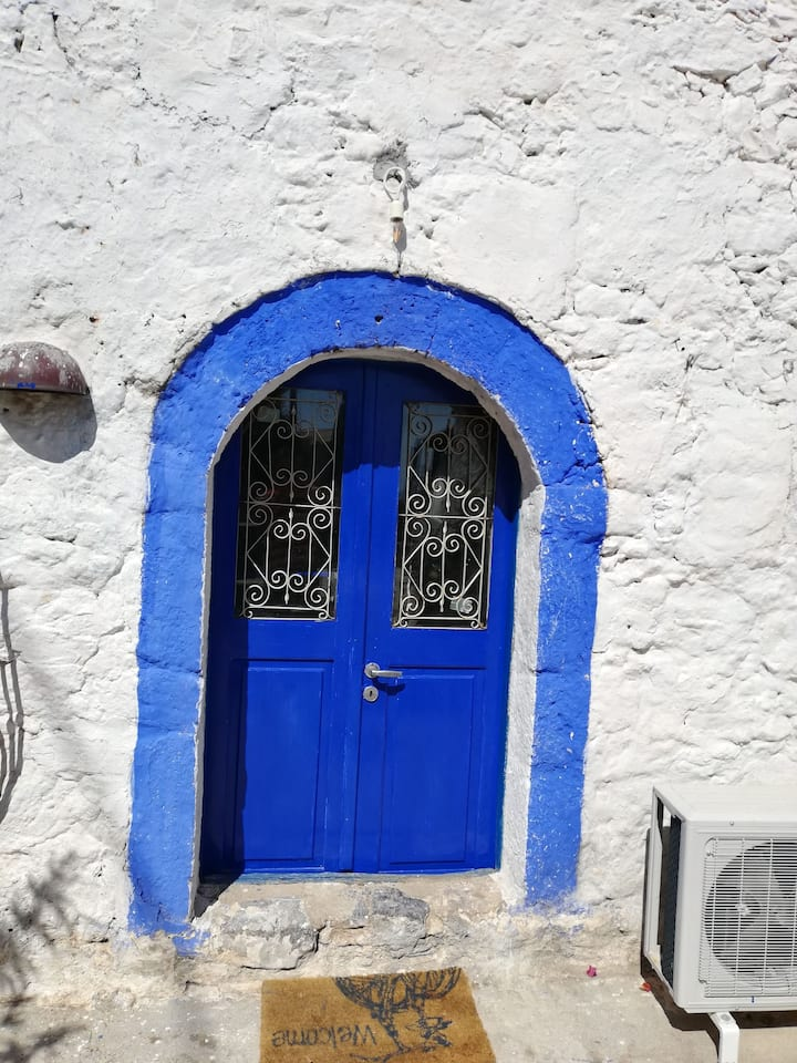 The old traditional house