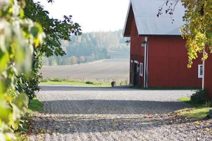 Beautiful living in the countryside of Sweden. - Nyköping - House