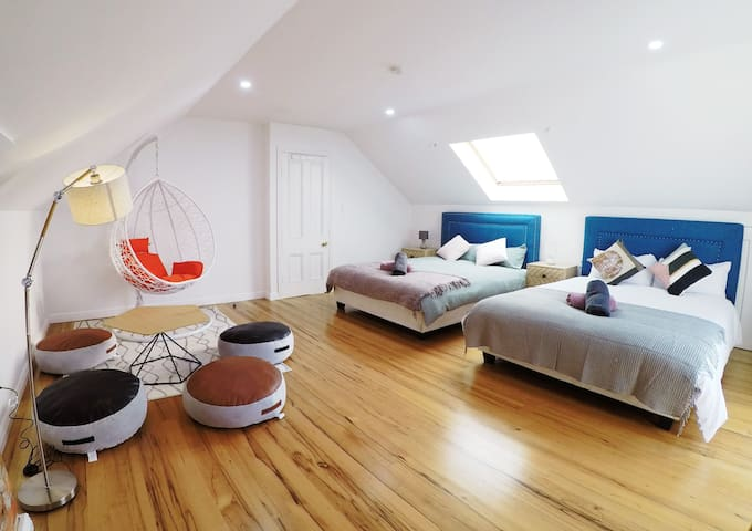 Cosy 3 bedrooms on the 2nd floor (Roo (Website hidden by Airbnb) 3)