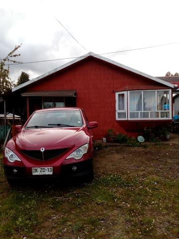 Cabaña Centro Dalcahue - Dalcahue - Ξυλόσπιτο