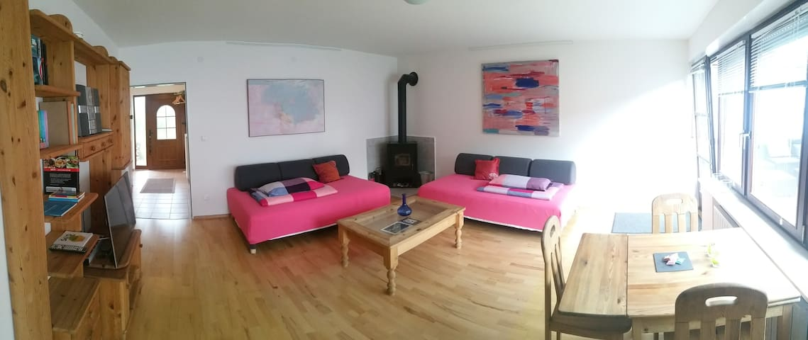 Quiet apartment near Munich 30min by car into city