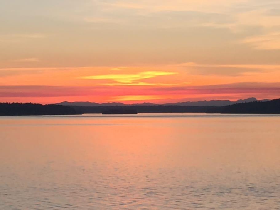 Wonderful sunsets!
