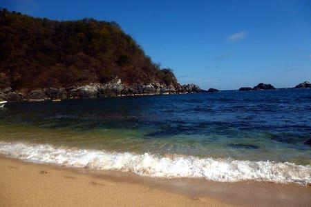 Playa la Boquilla Private room - Puerto Ángel