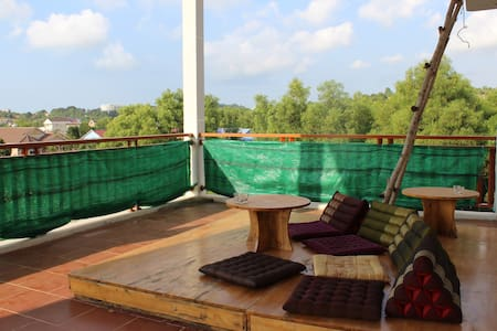 Quiet sanctuary with pool & garden4 - Krong Preah Sihanouk, Cambodia - Vila