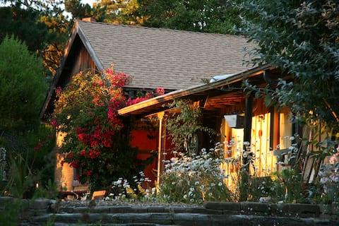 Cathedral Redwood Studio mit Loft