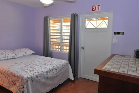 Caracas is our smallest room. It can accommodate 2 guests comfortably with private bathroom.