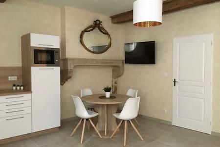 Appartement à 220 mètres des  hospices de Beaune