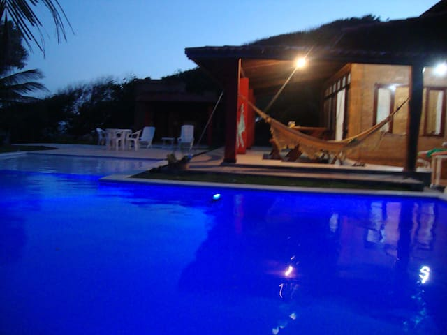 casa a beira Mar 5 quartos - Marechal Deodoro