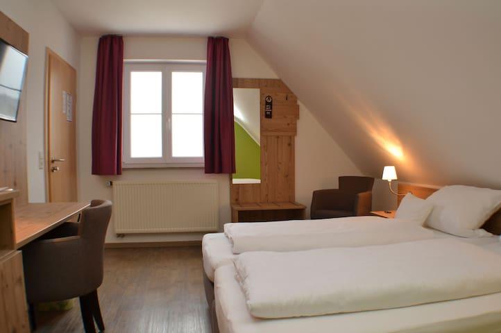Landhotel Brigel-Hof, (Meßkirch), Doppelzimmer Standard
