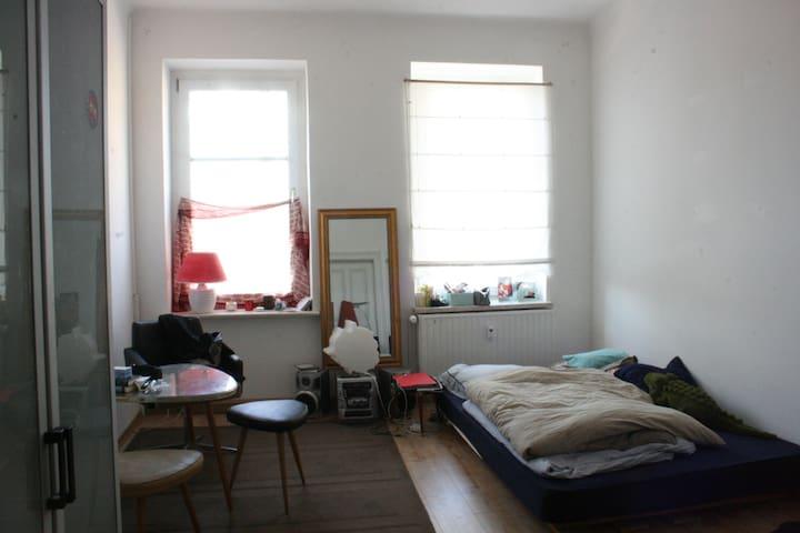Wohnung im wunderschönen Westen - Leipzig