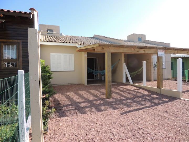 Casa 88 Mariluz - Vista para praia