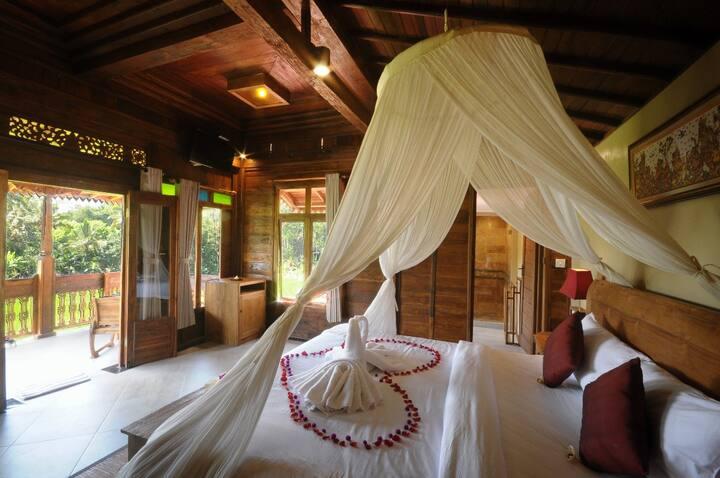 Sebatu Eco Lodge by Dwaraloka Suite Room only