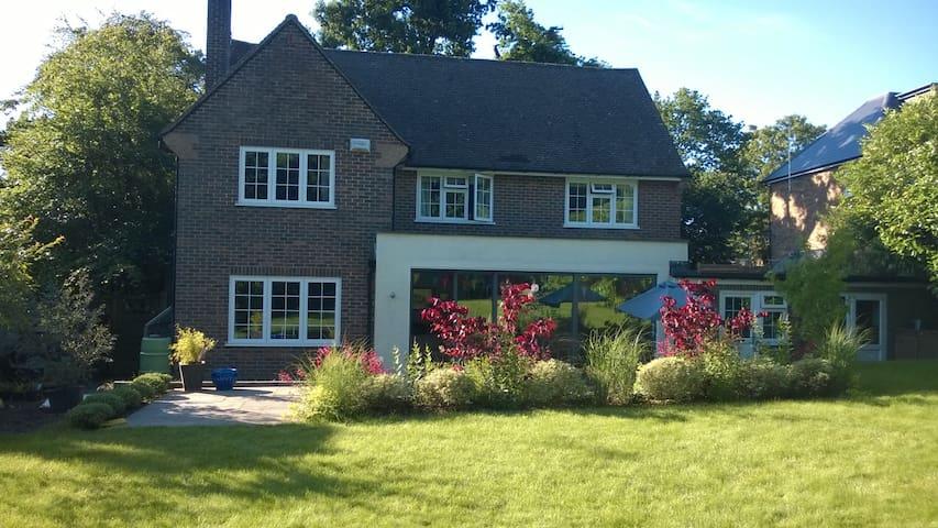 Spacious detached family home - Sevenoaks - Haus