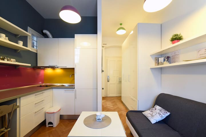 Masaryk Center Apartment