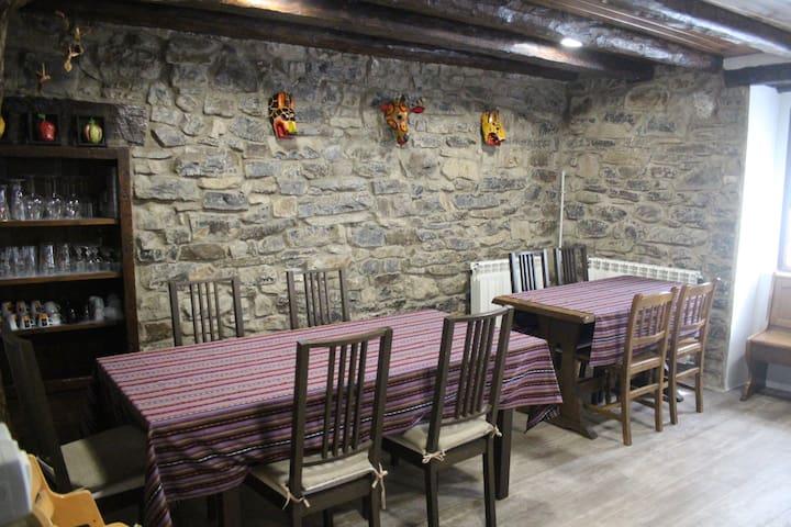 Casa rústica en Biescas