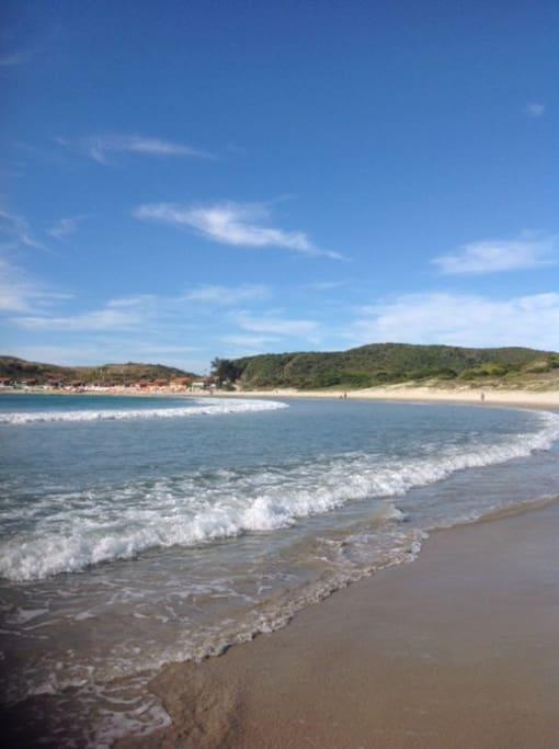 Praia Pero