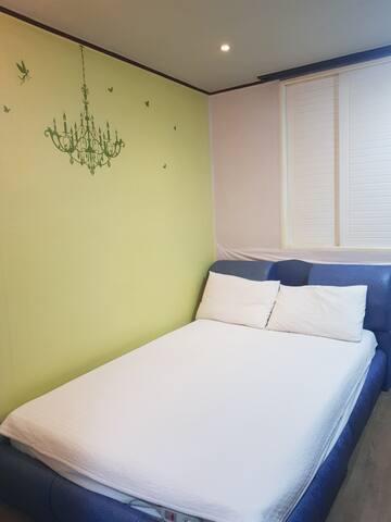 낭만포차 2인(개인룸,개인욕실,주차시설)