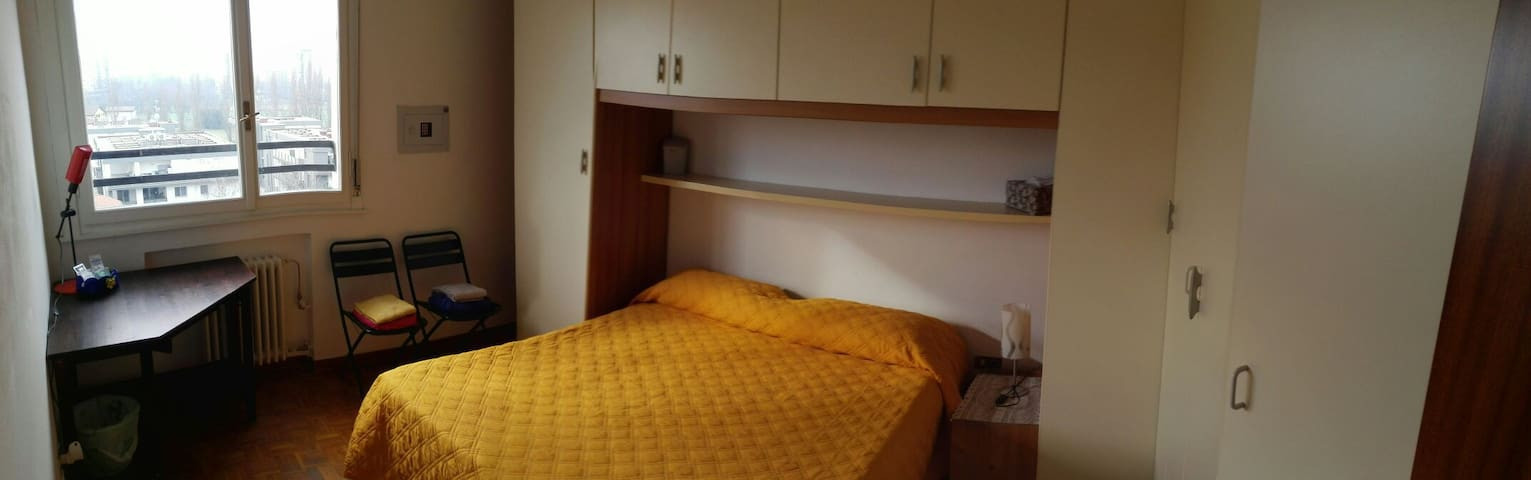 Stanza Matrimoniale Accogliente - Modena - Appartement