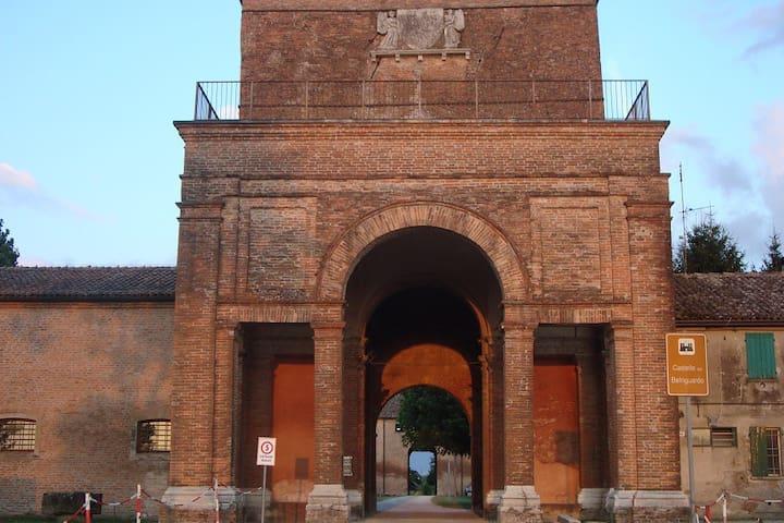 Beautiful place to stay,Belriguardo Castle Ferrara