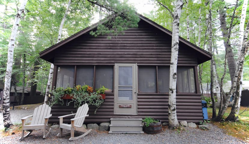 Fisher House Cabin