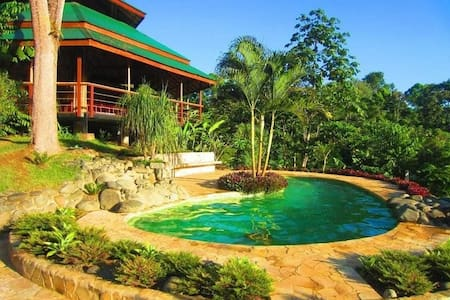 MADRESELVA (Jungle Bungalow) $175 per WEEK