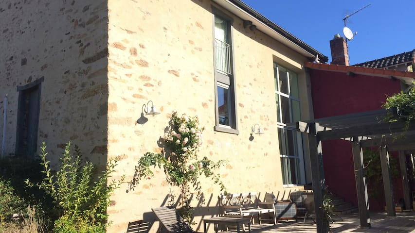 Chambre dans maison calme & moderne - Limoges - Dom