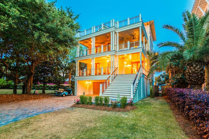 Beautiful Isle of Palms Beach Getaway - Isle of Palms - Casa