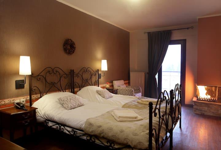 Seleucus guest house luxury room II