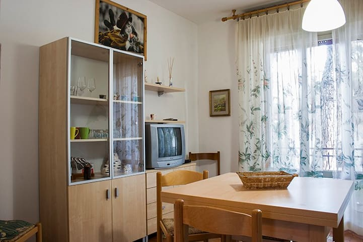 Pleasant apartment in Villa Maria Rita - Lido di Spina - Apartemen