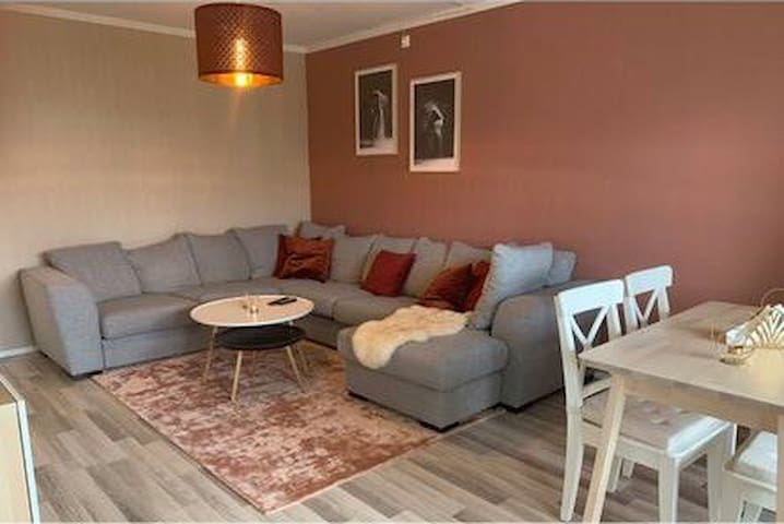 Cozy apartment close to city and airport