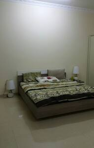 Nice 1 bedroom flat near ad airport and yas mall