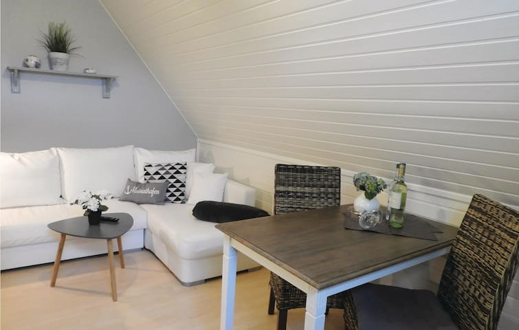 Holiday apartment with 1 bedroom on 40m² in Dagebüll