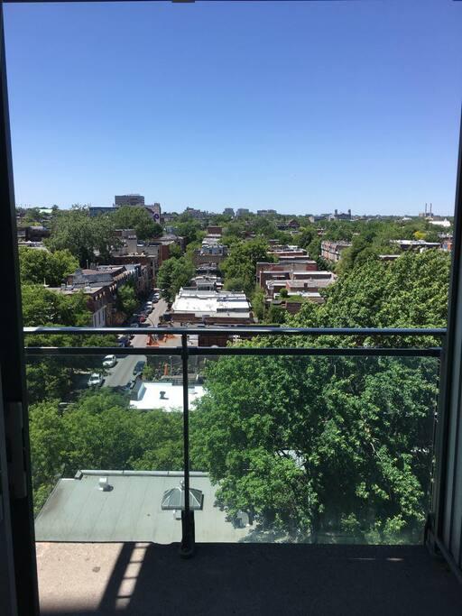 Balcony (North Angle)