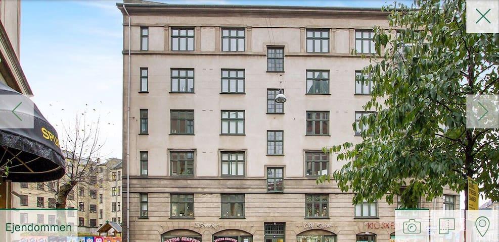 Hyggelig 2 room Vesterbro Apartment