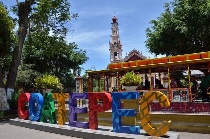 Mini Depto. en el Corazón de Coatepec, Veracruz.