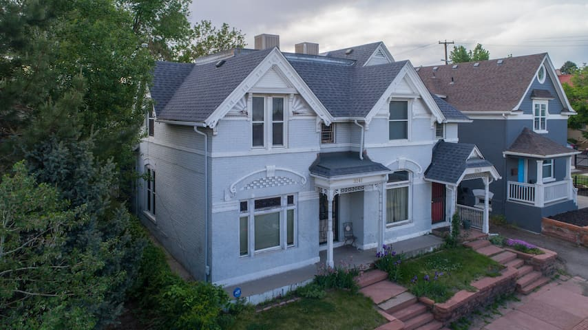 Spectacular LoHi Craftsman; Remodeled Sleeps 6!