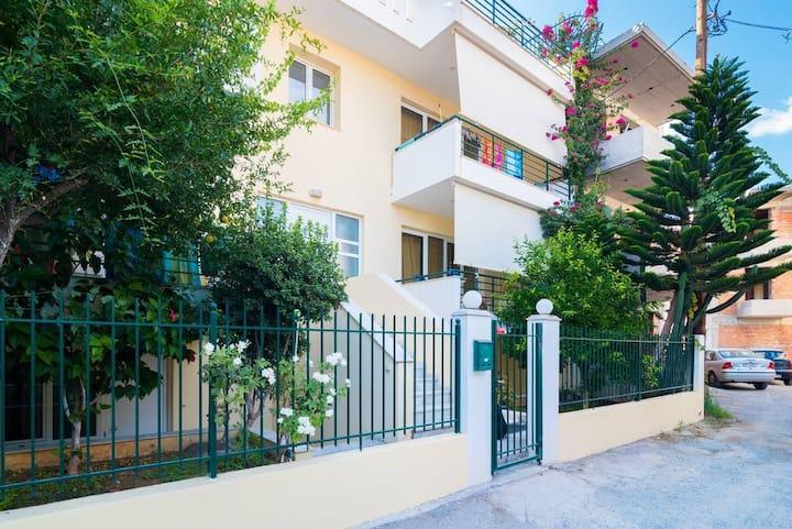Sunny Apartments - Tolis 2oς