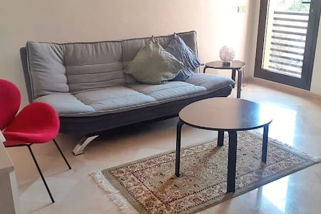 Rooftop POOL Modern 1BR in Central Marrakech